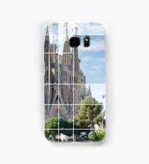 La sagrafa familia, Barcelona Samsung Galaxy Case/Skin