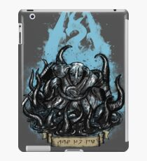 Use Fus Ro Dah! iPad Case/Skin
