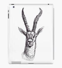 Wire Gazelle iPad Case/Skin