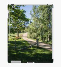 0319  Jenny's Garden iPad Case/Skin