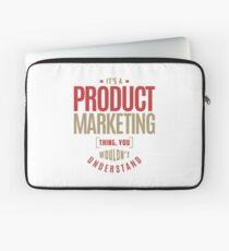 Product Marketing Thing Laptop Sleeve