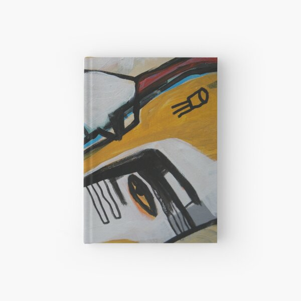 SAVE ME Hardcover Journal