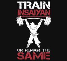 Train Insaiyan Remain Same | Unisex T-Shirt