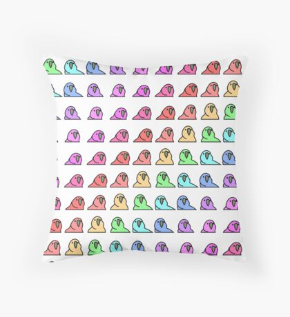 PartyParrot - Conga Party Throw Pillow