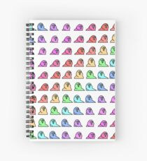 PartyParrot - Conga Party Spiral Notebook