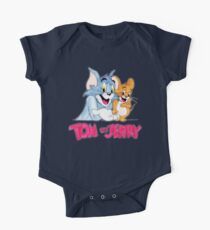 Tom and Jerry  One Piece - Short Sleeve