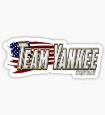 Team Yankee Sticker