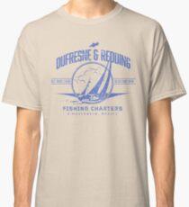 Dufrense and Redding Fishing Chrters Classic T-Shirt