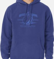 Dufresne and Redding Fishing Charters Pullover Hoodie