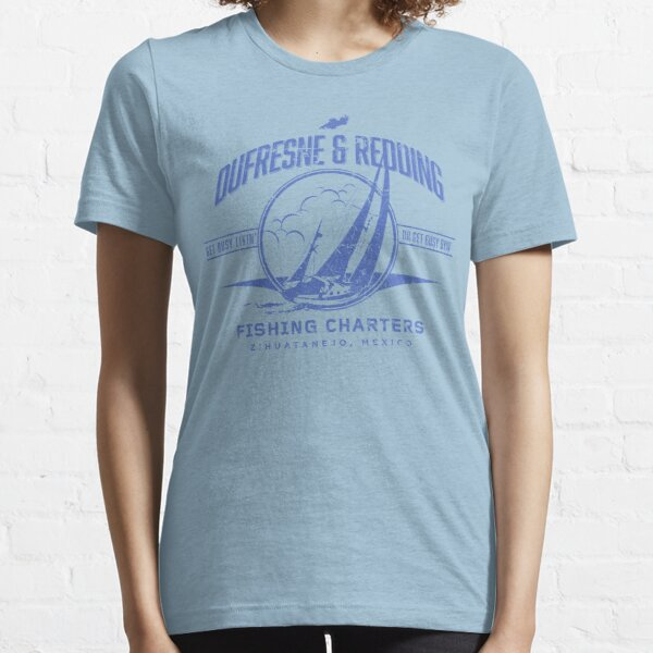 Dufresne and Redding Fishing Charters Essential T-Shirt