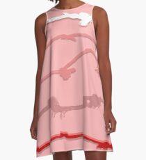 20170123 Pattern No. 3 A-Line Dress
