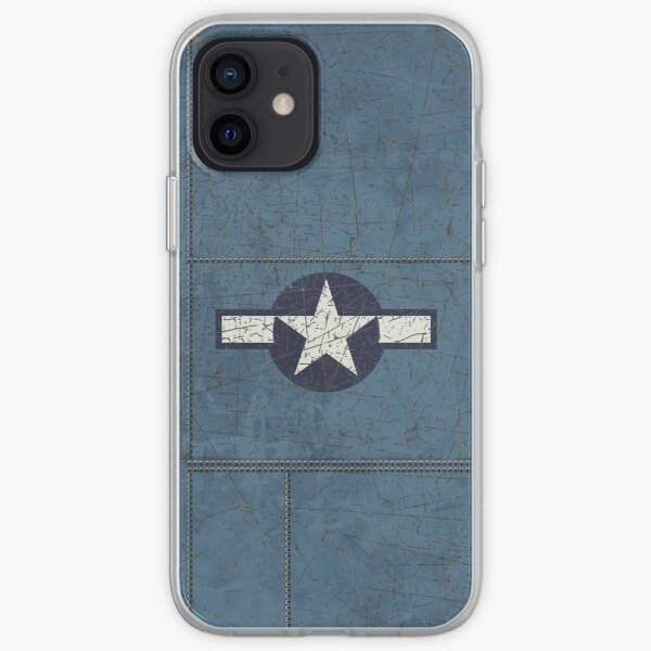 Vintage Look USAAF Roundel Graphic iPhone Soft Case