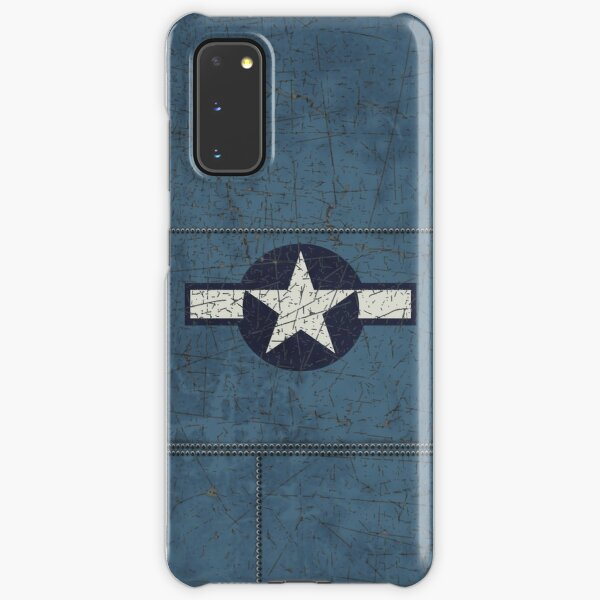 Vintage Look USAAF Roundel Graphic Samsung Galaxy Snap Case