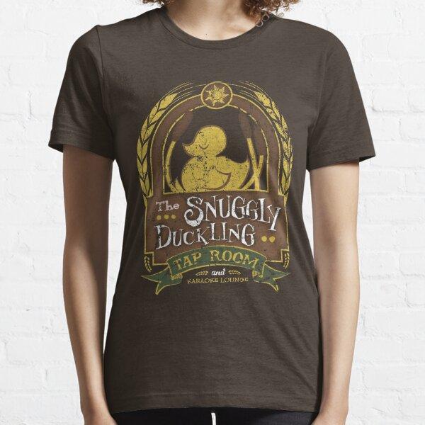 La salle des claquettes Snuggly Duckling T-shirt essentiel
