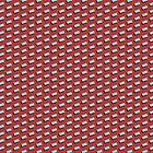 bubble gum love (red) by cinnamonbeach