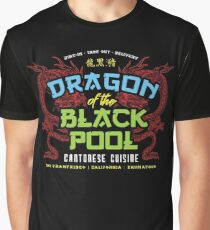 Dragon of the Black Pool Graphic T-Shirt