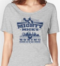 Mighty Micks Boxing Gym Women's Relaxed Fit T-Shirt