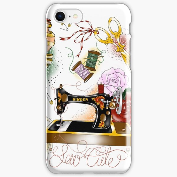 Sew Cute iPhone Snap Case