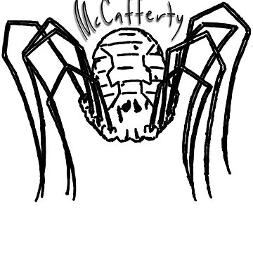 Mccafferty Daddy Long Legs by RainbowAvenger