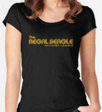 The Regal Beagle Women's Fitted Scoop T-Shirt
