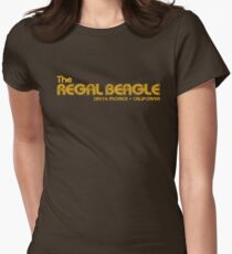 The Regal Beagle Women's Fitted T-Shirt