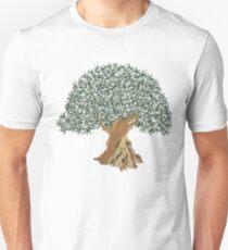 1110 Years Old Olive Tree Unisex T-Shirt