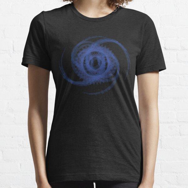 Blue spiral Essential T-Shirt