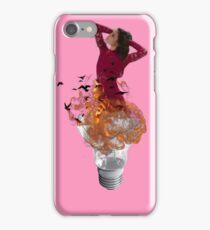 Kensi Blye fire  iPhone Case/Skin