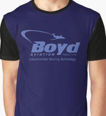 Boyd Aviation Graphic T-Shirt