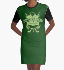 Bushwood Country Club Graphic T-Shirt Dress