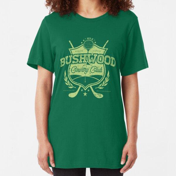 Bushwood Country Club Camiseta ajustada