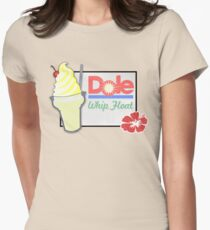 Dole Whip Float Women's Fitted T-Shirt