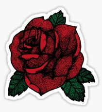 TATTOO ROSE  Sticker
