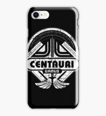 Centauri Games iPhone Case/Skin