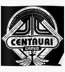 Centauri Games Poster