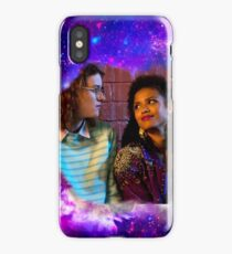 Yorkie & Kelly (San Junipero) iPhone Case/Skin