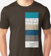Blue Stripe Unisex T-Shirt