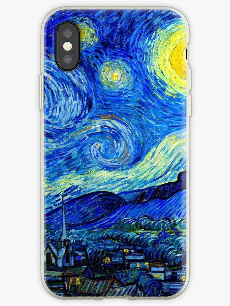 Sternennacht von Van Gogh von GalleryGreats