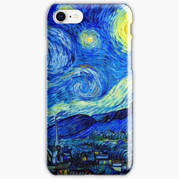 Starry Night by Van Gogh iPhone Snap Case