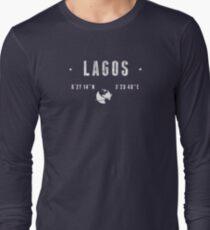 Lagos Long Sleeve T-Shirt
