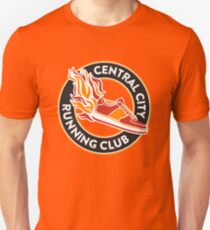 Central City Running Club Slim Fit T-Shirt