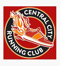 Central City Running Club Photographic Print
