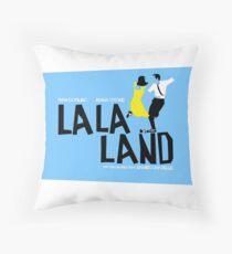 LA LA LAND Throw Pillow