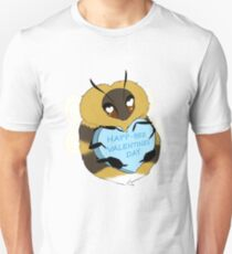 Happ-Bee Valentines Day T-Shirt