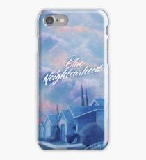 BLUE NEIGHBOURHOOD iPhone Case/Skin