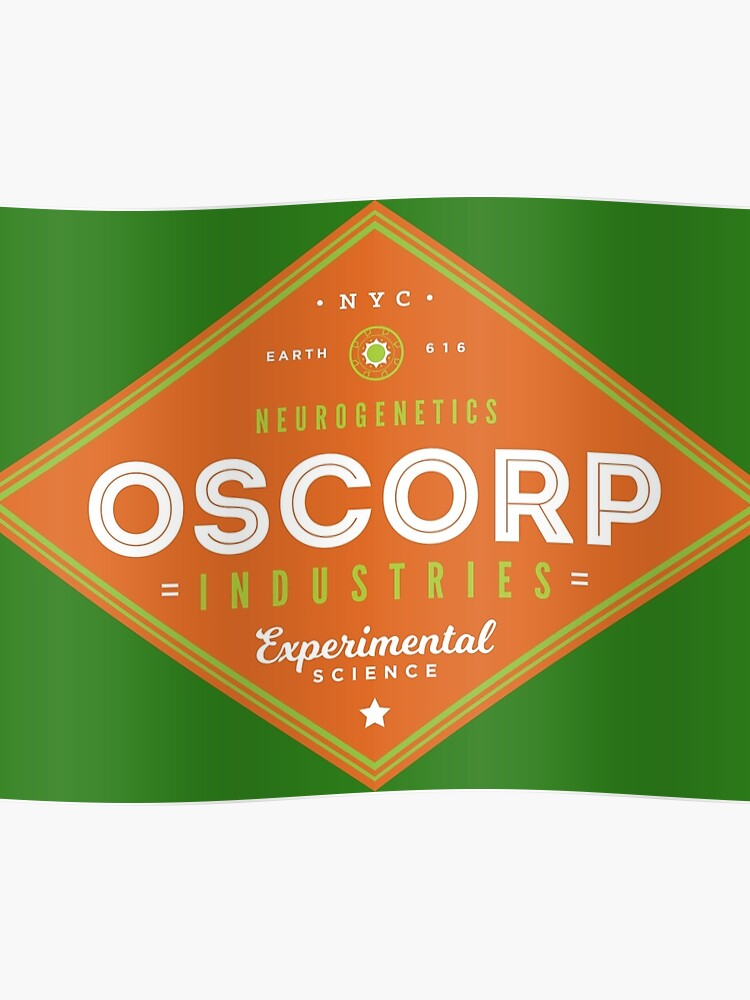 Oscorp Industries | Poster