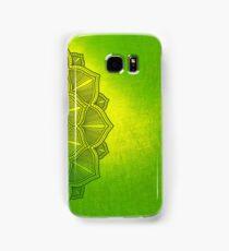 Mandala Hindu Buddha Yoga Samsung Galaxy Case/Skin