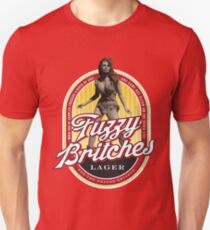 Fuzzy Britches Lager T-Shirt