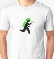 A fireman with an ax T-Shirt