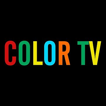 Color TV by bestnevermade